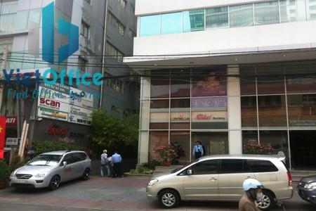 Miss Áo Dài Building - Đường Nguyễn Trung Ngạn. Quận 1